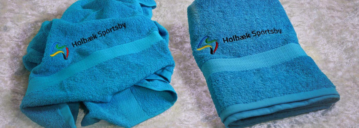 Merchandise fra Holbæk Sportsby