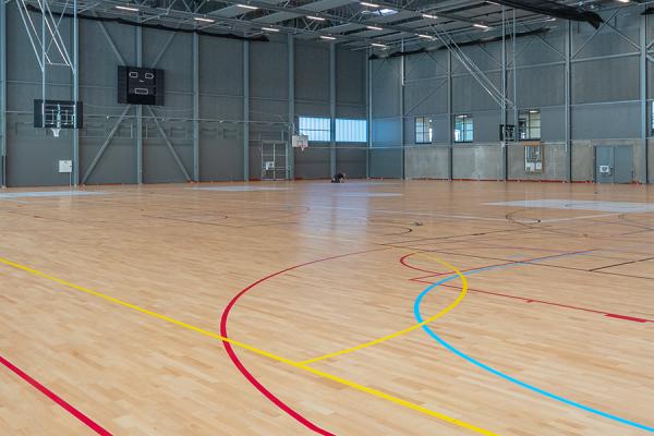Sportsbyen Holbæks Multihal/Sportshal