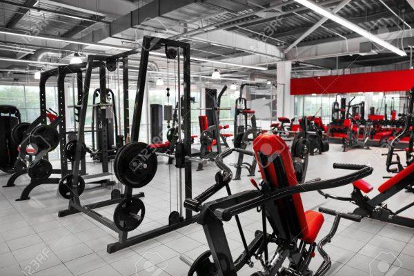 Holbæk Sportsby træningscenter - vægtløftning