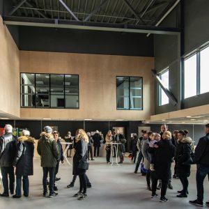 Foyer i Holbæk Sportsby