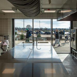 Køkken i Holbæk Sportsby