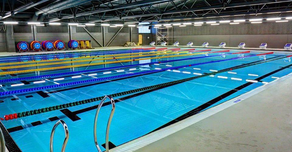 Svømmecenter/Svømmehal i Holbæk Sportsby